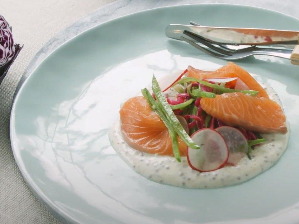Fresh Please - Salmon Recipe
